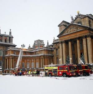 blenheim palace how to get there