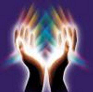 Mãos energéticas