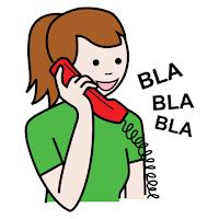 hablar por telefono, blog soloyo