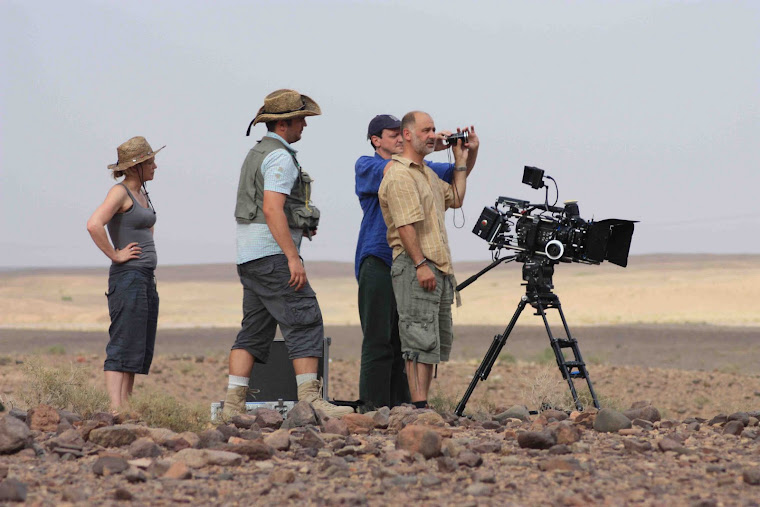 Filming the Gospels