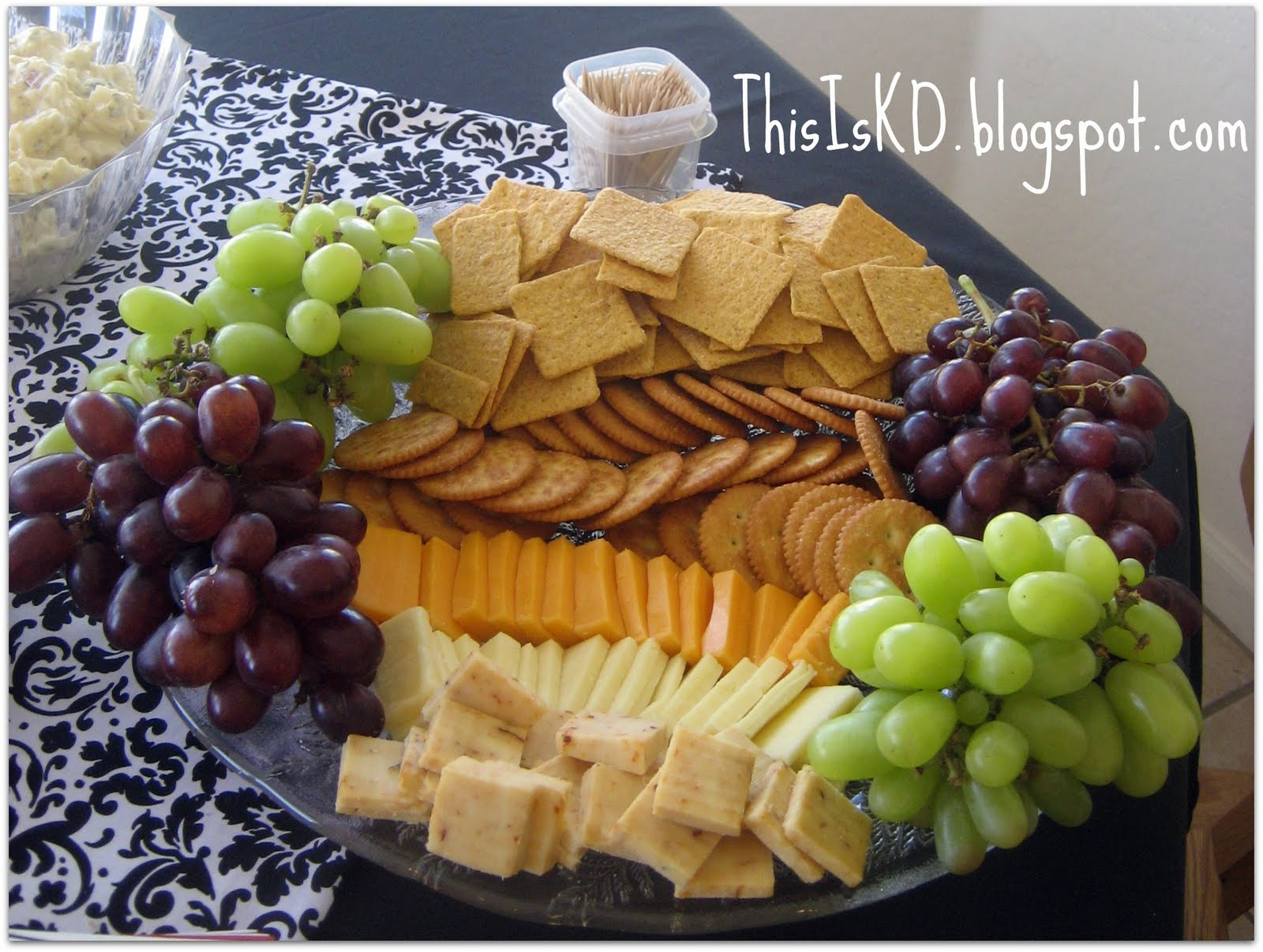 ... meat ... & Cheese Tray Costco - Swiss Cheeses