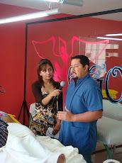 ENTREVISTA CANAL TV AREQUIPA, 2008, PERÚ