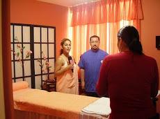 ENTREVISTA PROGRAMA HOLA A TODOS, CANAL ATV, LIMA 2009