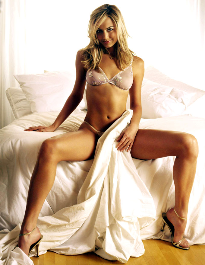Sexy stacey keibler pic christ, how
