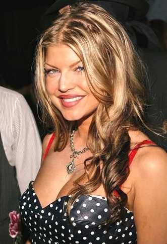 Stacy Ann Ferguson - Fergie sexy bikini