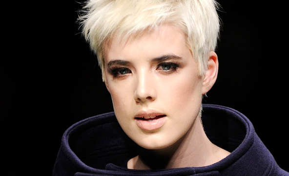Agyness Deyn Photos