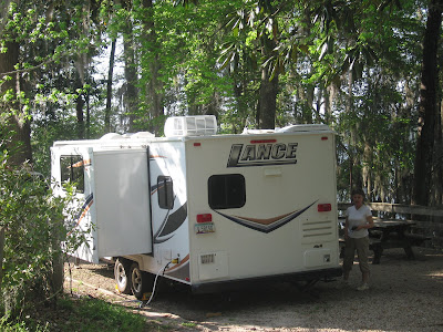 Trailer Blazing Life In An 18 Footer Swamp Things