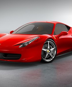 car inside: 2011 Ferrari 458