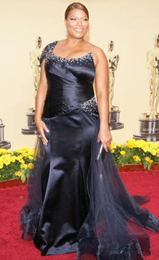 Queen Latifah Oscars 2009
