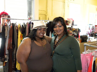 Johara Tucker and Me, The Curvy Fashionista