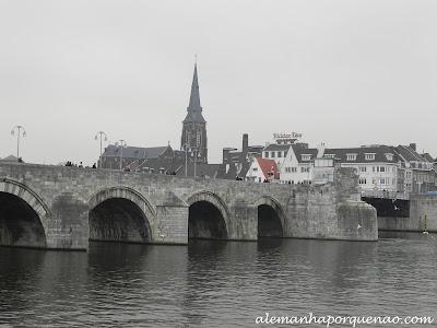 Ponte St. Servatius Maastricht