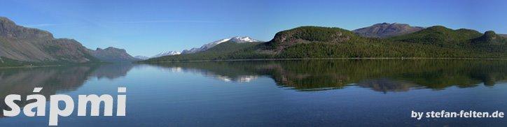 Sápmi by Stefan Felten - Lappland, Padjelantaleden, Kungsleden, Nordkalottleden