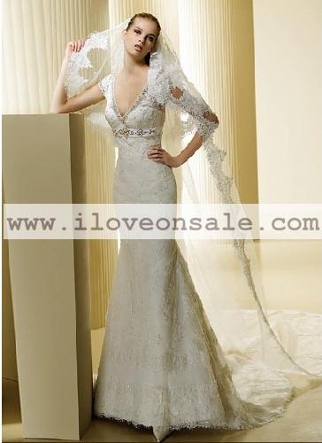 Designer wedidng dresses most unique franc sarabia for Most unique wedding dress designers