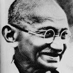 Mahatma Gandhi. Nuestro Guia