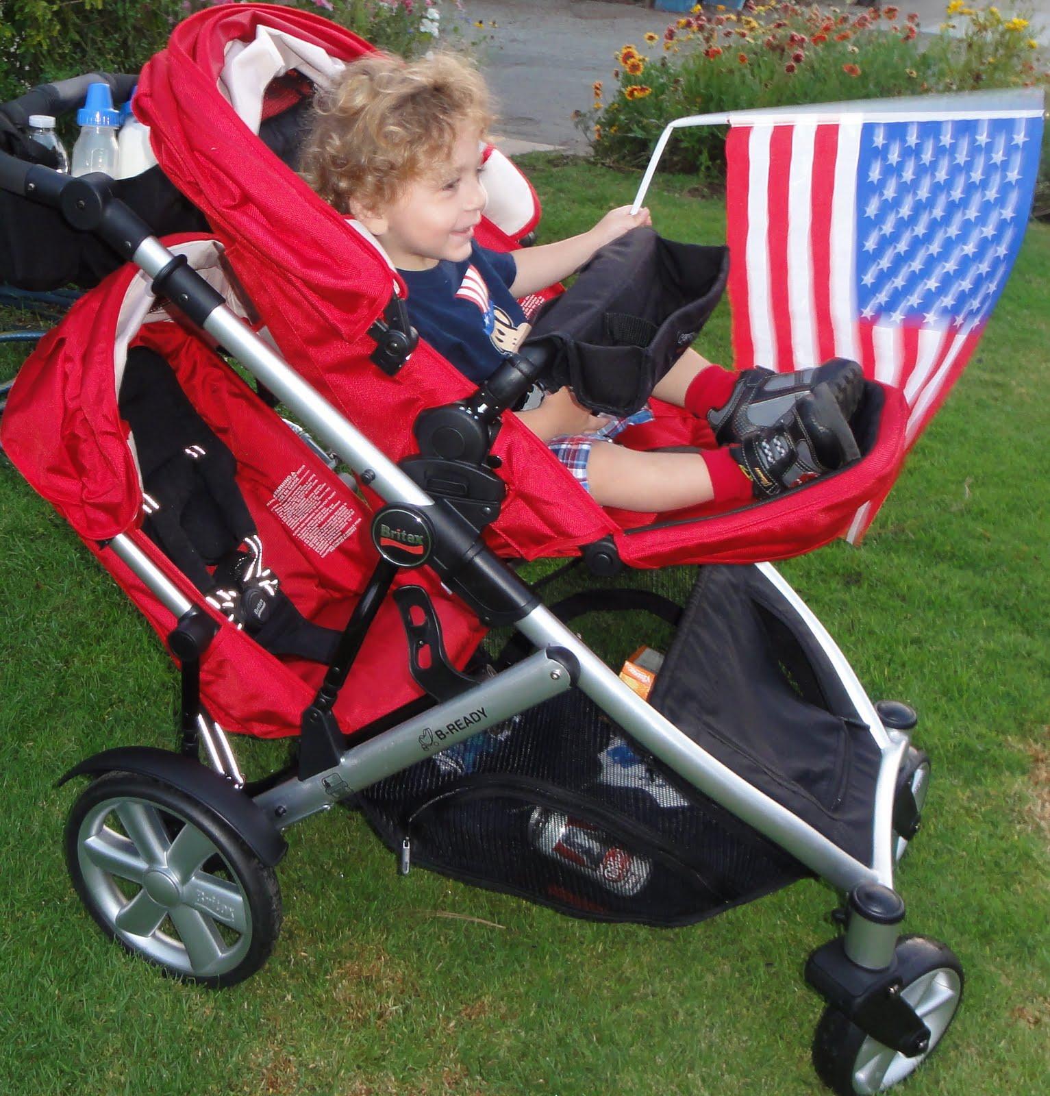Strollerqueenreviews Britax B Ready Stroller Review