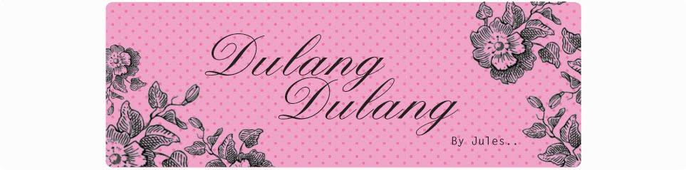 Dulang-dulang by Jules