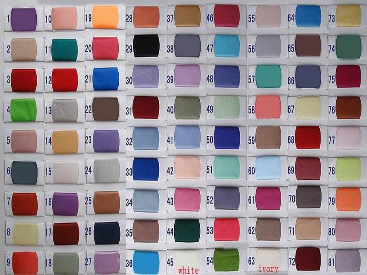 When fantasy wedding comes true colour and size chart please refer the colour chart and size chart if you wan to make an order thx ombrellifo Image collections