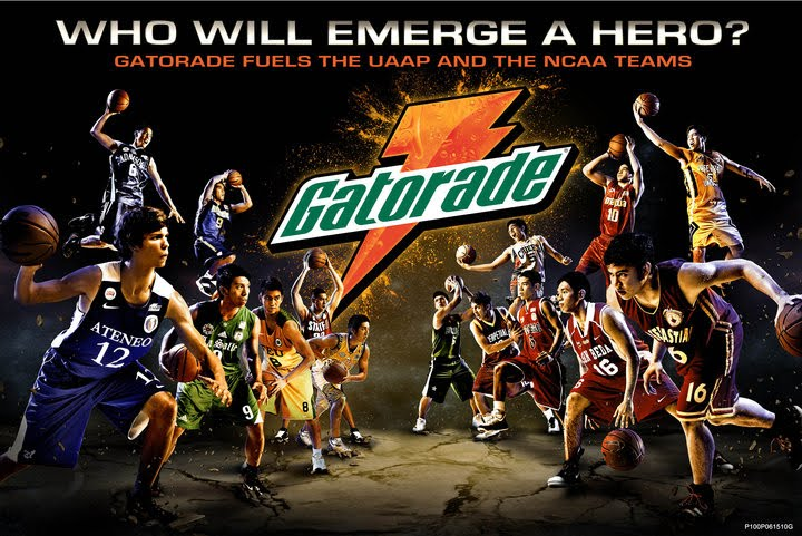 Gatorade Heroes (UAAP/...