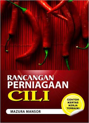 Pelaburan Bisnes Cili yang LUMAYAN..!!! Cover