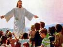 Jesus está no meio de nós