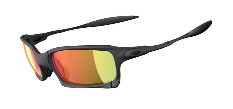 Óculos Oakley X Squared X -Metal   Iridium Ruby 0dfc8ada7d