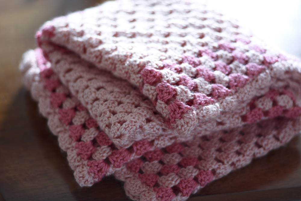 Make A Crochet Blanket Crochet For Beginners