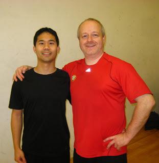 Sifu Ralph Haenel of Wing Tsun Vancouver