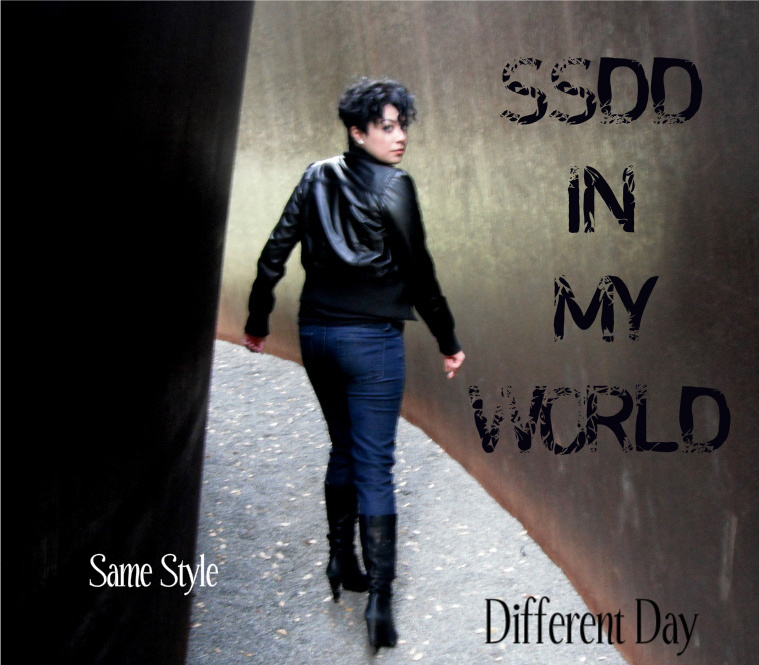 SSDD In My World