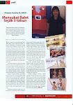 Liputan Terbaru Marlupi Dance Academy Gunung Sahari