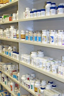 Keep track of pharmacy inventory easily with Inventoria stock control software