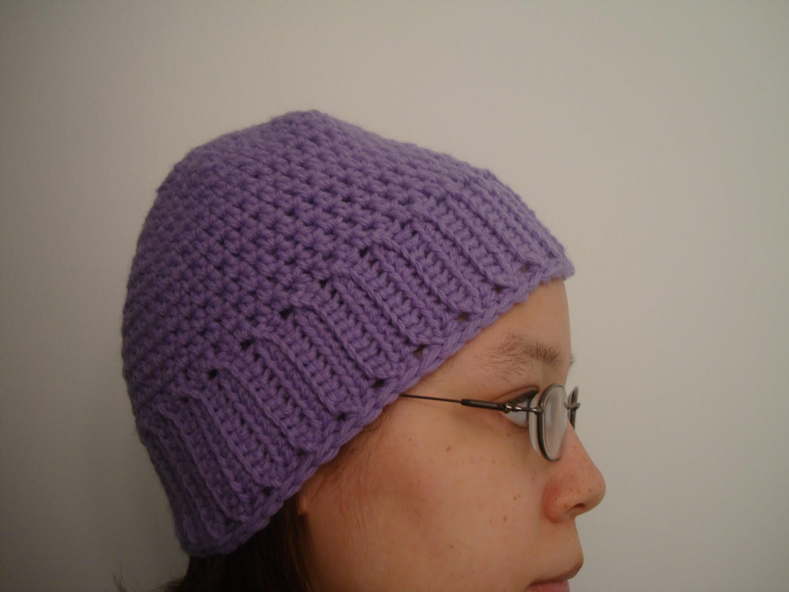 Crocheting Crazy : Crochet Crazy Mama: The Backwards Hat
