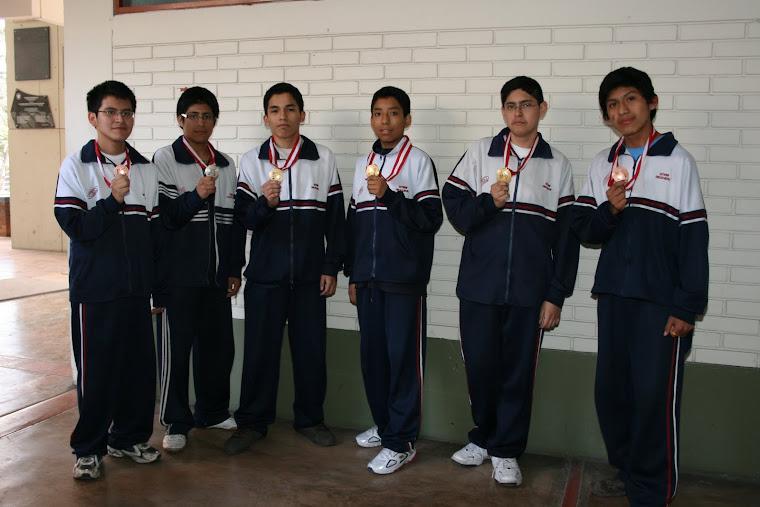 III OLIMPIADA PERUANA DE BIOLOGIA 2008