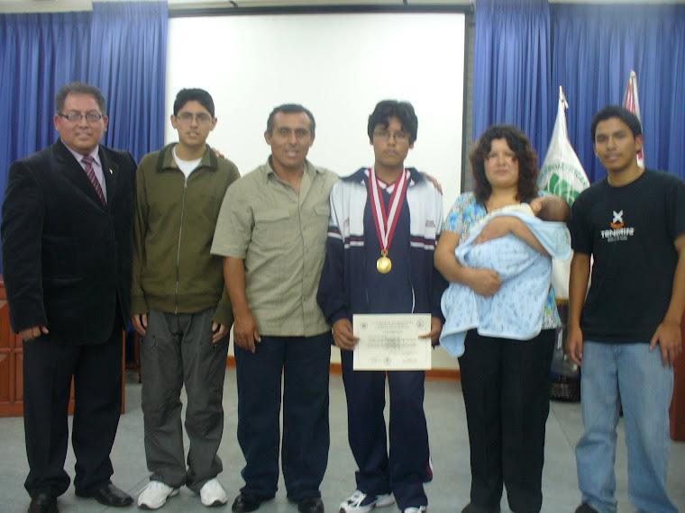 IV OLIMPIADA PERUANA DE BIOLOGIA 2009 U.R.P.