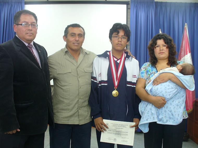 IV OLIMPIADA PERUANA DE BIOLOGIA 2009