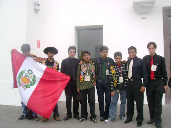 IV OLIMPIADA IBEROAMERICANA DE BIOLOGIA LIMA- PERU 2010