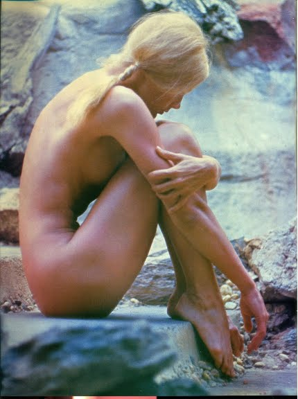 Acidpop Linda Evans Dans Playboy