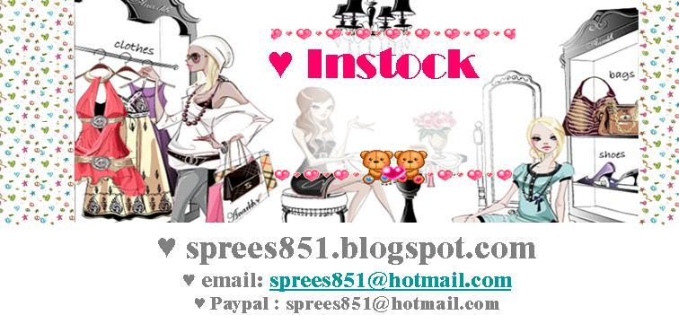 sprees851 ♥ InStock
