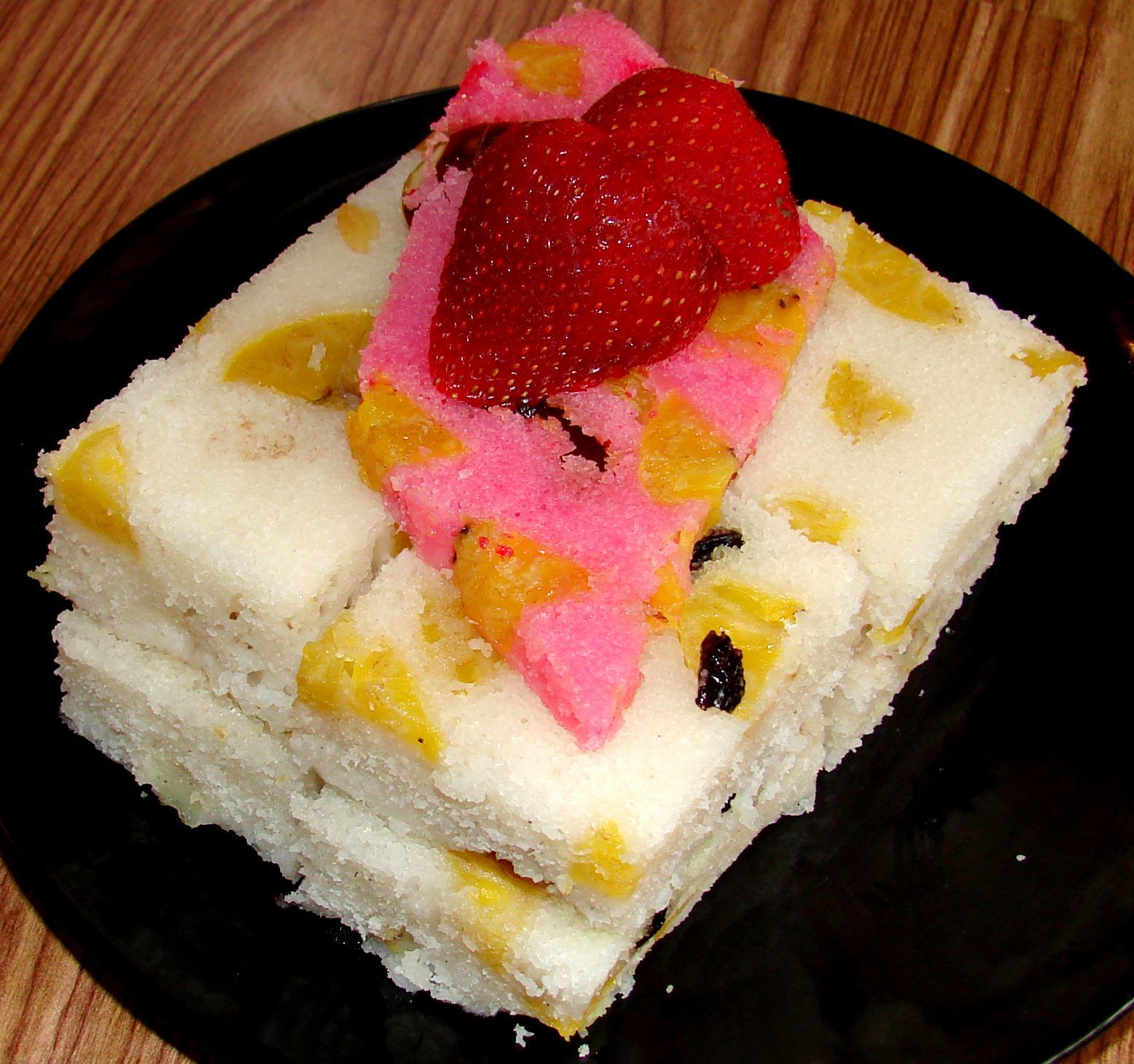 Kerala Ghee Cake Recipe