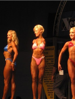 Bodybuilder Amputee Women