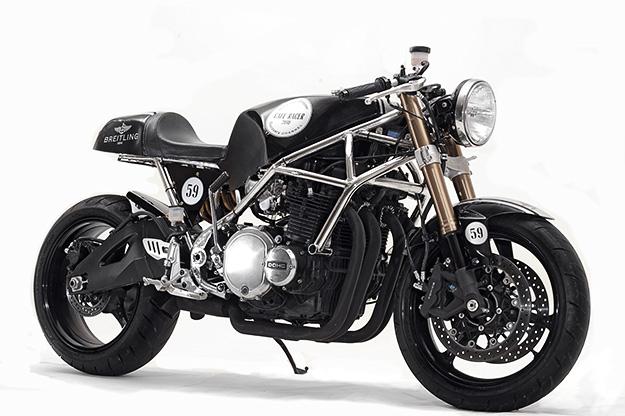 Kawasaki Z1000 Cafe Racer Breitling