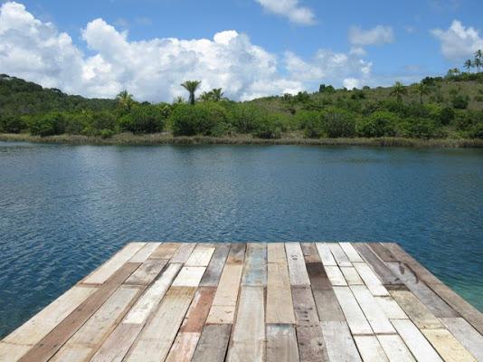 Deck de nossa Lagoa