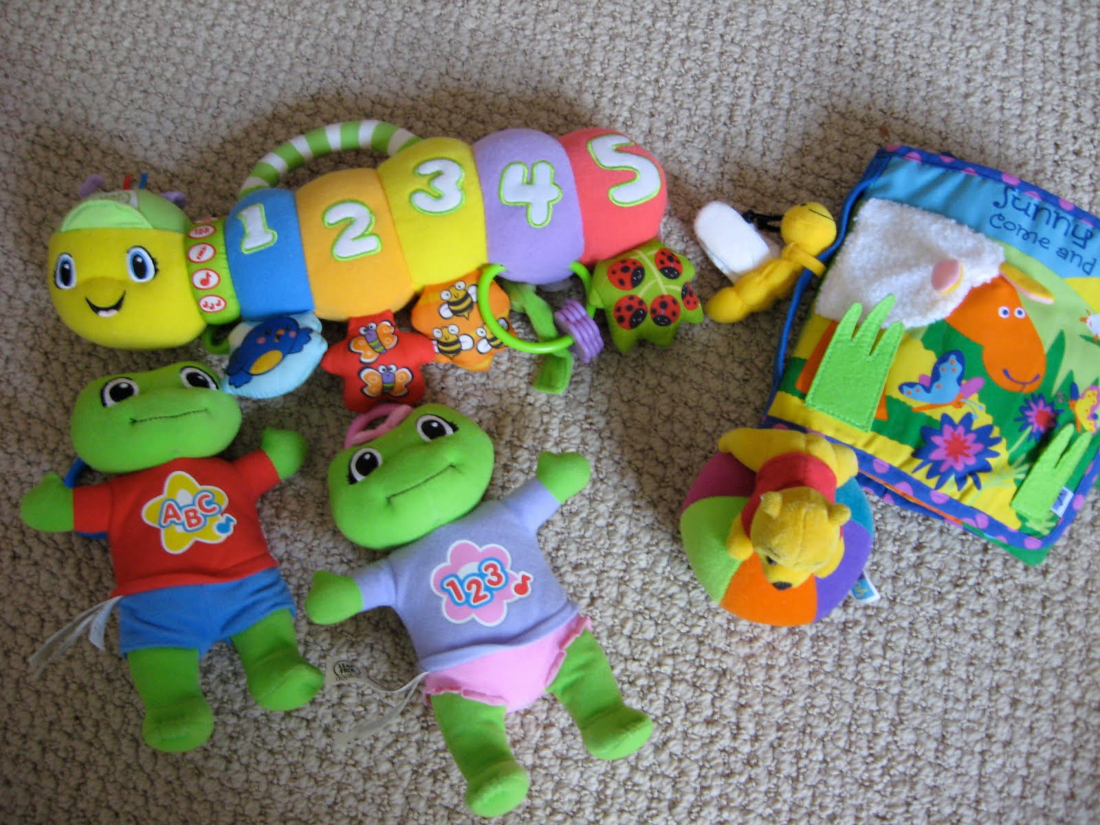 Safe Baby Toys : One little word she knew safe baby toys