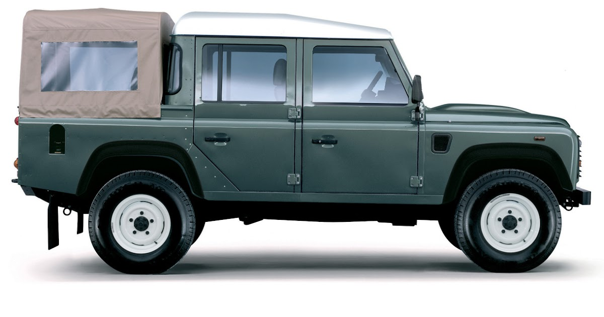 Recommended Photos Collections Land Rover Defender 110
