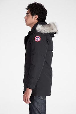 Canada Goose' Chateau Parka Men's, Graphite, 3XL