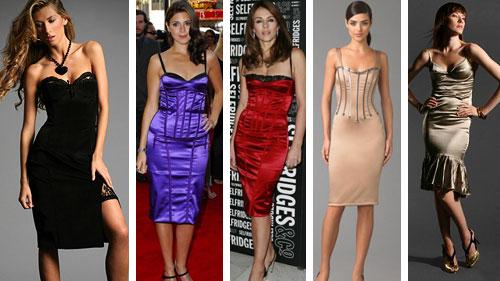 Belelism Bible: Corset Dresses