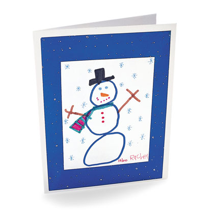 Christmas Craft Ideas  Kids on Christmas Card Crafts For Kids   Furniture Blogs   Office Furniture