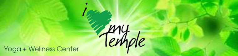 I LOVE MY TEMPLE Yoga & Wellness Center