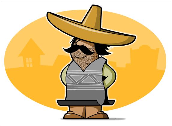 Mexican Hombre!