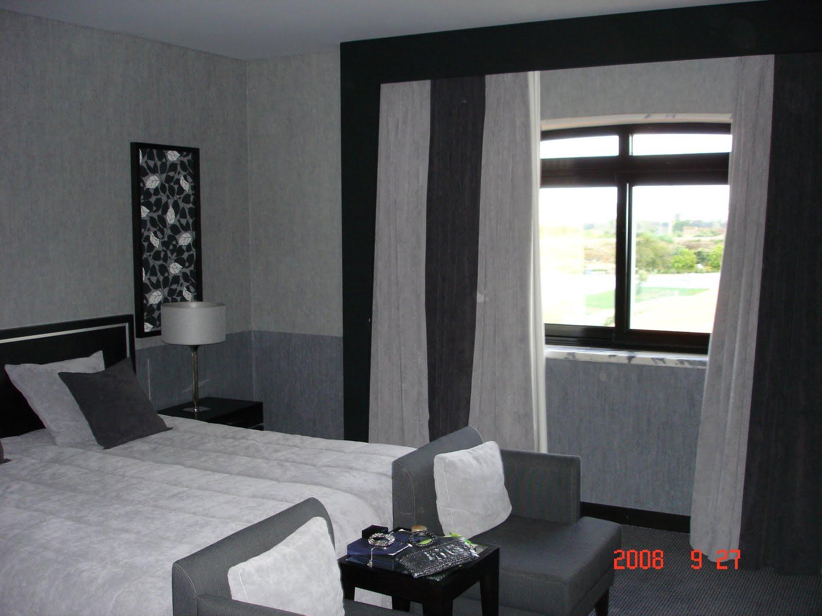 Papel de Parede Papel de parede em cinza preto e branco