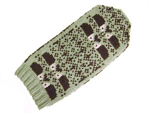 Free Knitting Pattern For Hedgehog Mittens : spillyjane knits: Hedgehog Mittens are out!